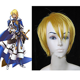 Guilty Gear Ky Kiske Cosplay Wig :  guilty gear ky kiske cosplay wig