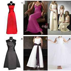 Unique and Fashionable Dresses for Wedding Party 6 Pieces Per Package HSQC013 :  unique and fashionable dresses for wedding party 6 pieces per package hsqc013