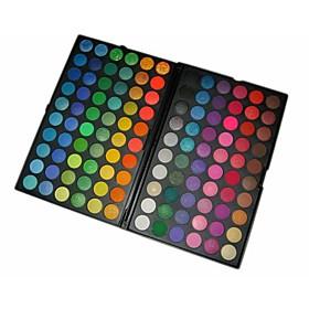 120 Colores En Paleta De Sombras Profesional