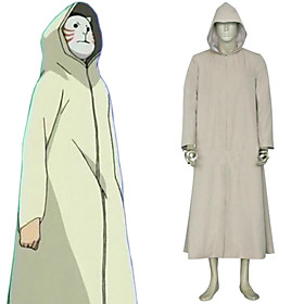 Naruto Anbu Cape Cosplay Costume Picture