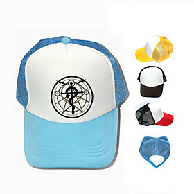 Fullmetal Alchemist Cosplay Accessories Cap(rs34376) Picture
