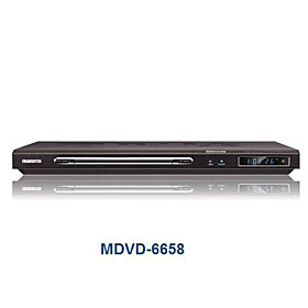Malata 1080p Full Hd Dvd Player With Mtv Production (dvp-6658)(smq2250) Picture