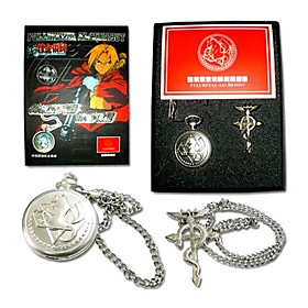 Fullmetal Alchemist Cosplay Accessories Pocket Watch(rs35933) Picture