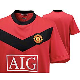 Camisetas Personalizadas De C. Futbol Manchester United