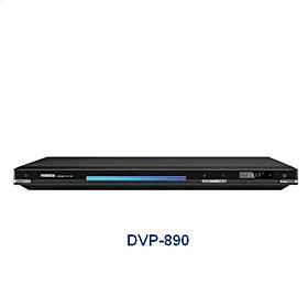 Malata 1080p Full Hd Dvd Player With Super Kara Ok (dvp-890)(smq2246) Picture