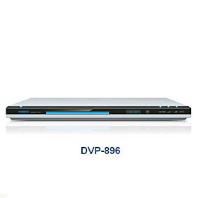 Malata Hi-fi Hd Dvd Player With Hdmi - 1080p Full Hd (dvp-896)(smq2243) Picture