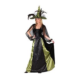 Disfraz De Bruja Gotica Para Mujer