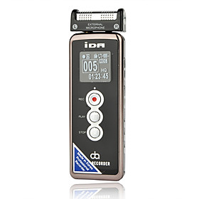Professional Digital Voice Recorder With 2gb Memory Built In (ida-a500) Picture
