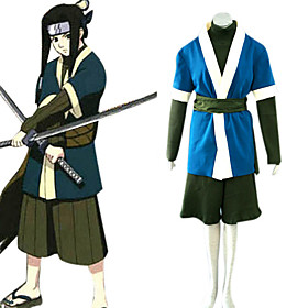 Naruto Haku Ha Cosplay Costume Picture
