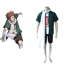Naruto Akimichi Choujia Men's Cosplay Costume Picture