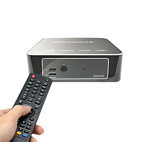 10moons Dmp580 Hdd Media Player Support Hdtv Hdmi 1080p Dts(hve014) Picture