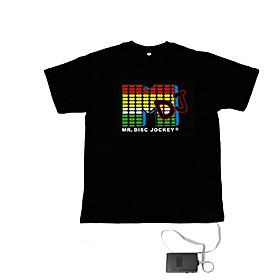 Camisetas Luminosas