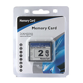 2gb Cf Compact Flash Memory Card (cmc022) Picture