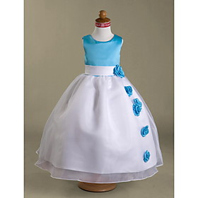 Vestido De Fiesta Para Chica...