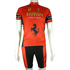 Mallot De Ciclista Ferrari
