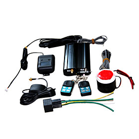 Wireless Intelligent Gsm Car Alarm System(gsm850 / 900 / 1800 / 1900) (ces001) Picture