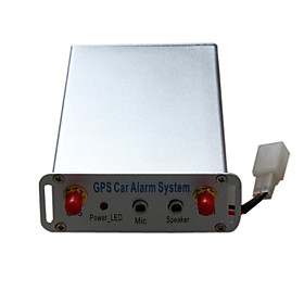 Wireless Intelligent Gsm Car Alarm System (gsm900/1800mhz) (ces002) Picture