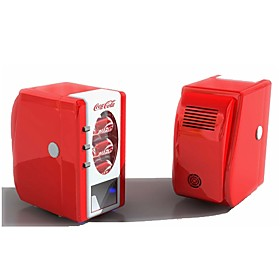 9L Mini Portable Vertical Fridge Cooler For Family Used - CCC - UL - CE Approved CW-9B(SZC2610)