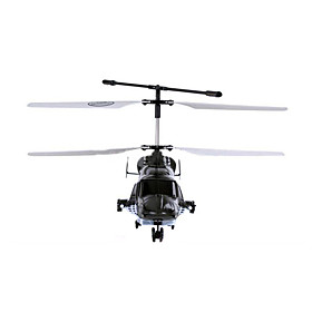 Helicoptero Radio Control Lobo Del Aire