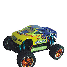 Hispeed Kidking 1/16 Ep Monster Truck[pro] (94186pro) Picture