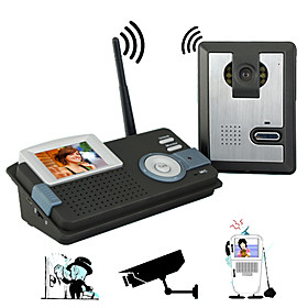 Wireless Audio Visual Intercom System(sfa1018) Picture