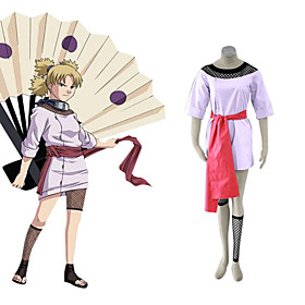 Naruto Temari Cosplay Costume (mr-001-440) Picture