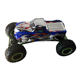 1/8th Sacle Electric Powered Off Road Crawler Blue&white (tpet-0880bw) Picture