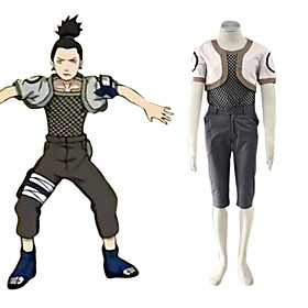 Naruto Nara Shikamaru Cosplay Costume (mr-001-433) Picture