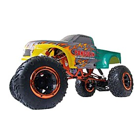 1/10th Sacle Electric Powered Off-road Crawler Green&silver (tpet-1080t2gs) Picture