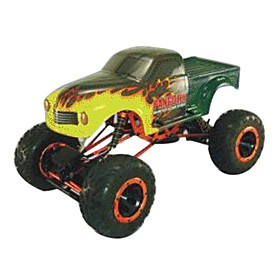 1/10th Sacle Electric Powered Off-road Crawler Deep Green&yellow (tpet-1080t2dgy) Picture
