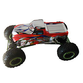1/8th Sacle Electric Powered Off Road Crawler Red&white (tpet-0880rw) Picture