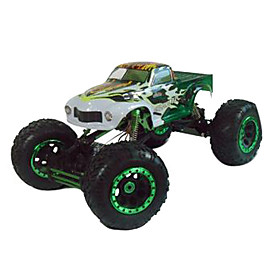1/8th Sacle Electric Powered Off Road Crawler Green (tpet-0880g) Picture