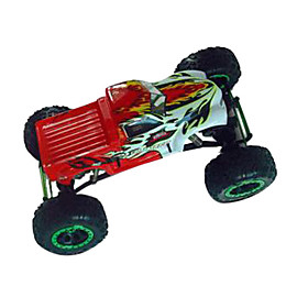1/8th Sacle Electric Powered Off Road Crawler Red (tpet-0880r) Picture