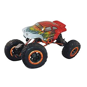 1/10th Sacle Electric Powered Off-road Crawler Red&white (tpet-1080t2rw) Picture