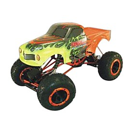 1/10th Sacle Electric Powered Off-road Crawler Orange&yellow (tpet-1080t2oy) Picture