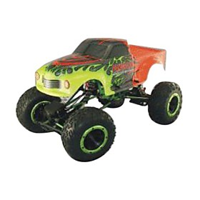 1/10th Sacle Electric Powered Off-road Crawler Red&yellow (tpet-1080t2ry) Picture