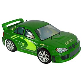1/8th 4wd Brushless Version Electric Powered On-road Car Green (tpec-0066g) Picture