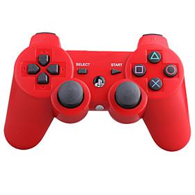 Mando Para Sony Playstation 3  Roja