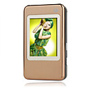 W699 Dual Card(2GSM/1GSM&1CDMA) Quad Band Dual Touch Screen Flip Cell Phone Brown(SZRW491)