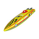 Lightinthebox ES  caballero nitro 930bp pistola de color amarillo-rtr transmisor alimentado embarcaciones medianas (bm067ap)