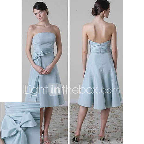 Short Blue wedding Dresses