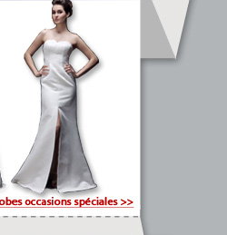 Robes occasions spéciales