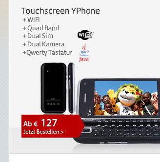 Touchscreen YPhone