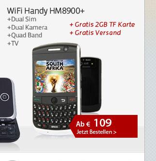 WiFi Handy HM8900+