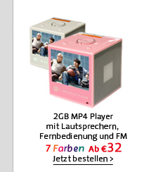 2GB MP4 Player