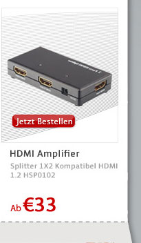 HDMI Amplifier