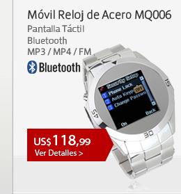 Móvil Reloj de Acero MQ006