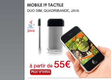 Mobile i9 tactile
