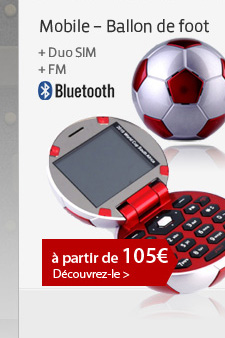 Mobile - Ballon de foot