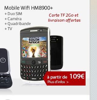 WMobile Wifi HM8900+